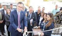 Canadian ambassador inaugurates new Caritas Jordan centre