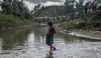 Let's not forget the Rohingya refugees