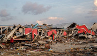 Needs alarmingly high in Indonesia - earthquake and tsunami disaster