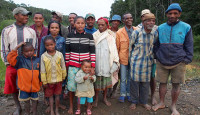 A community in Madagascar receives royalties from a mining company