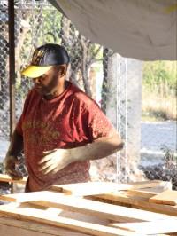 Raphaël Sene, Foreman of Door and Window Production