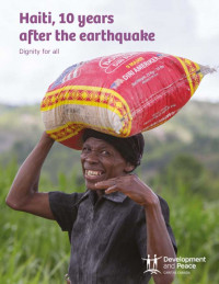 Report: Haiti 10 years after the earthquake