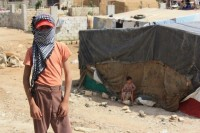 Syrian refugee Photo: Caritas