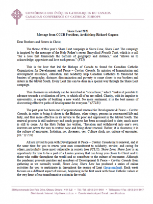 CCCB Letter