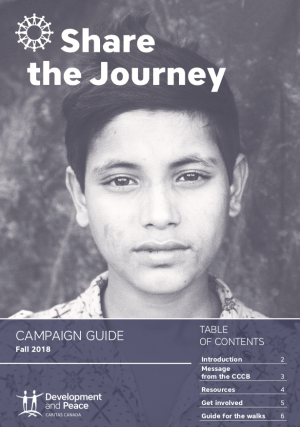 Campaign Guide 2018 - Share the Journey