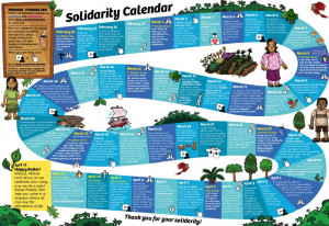Solidarity Calendar